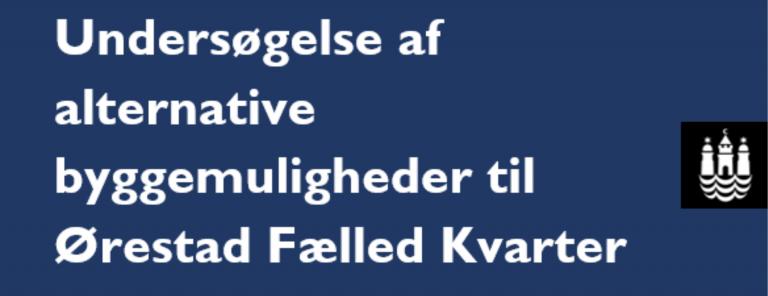 Planerne for Amager Fælled