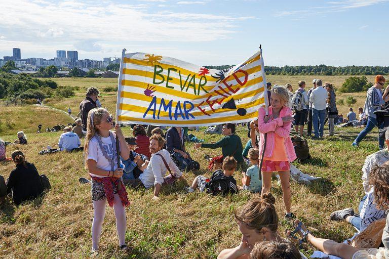 Bannerworkshop – lav bannere til Arternes optog og demonstrationen