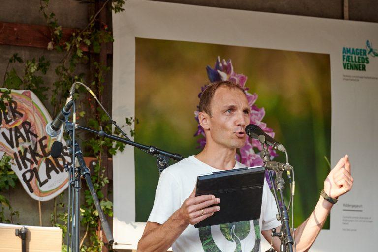 Anders Morten Christoffersen på Rådhuspladsen – læs, se og hør